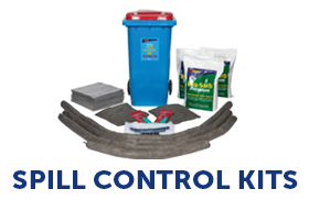 Spill Control Kit - Square